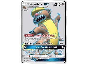 Pokémon Gumshoos GX 145/149