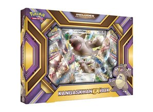 Pokémon TCG Kangaskhan-EX Box Version anglaise