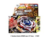 Takara Tomy Beyblade Metal Fusion BB-88 Meteo L Drago LW105LF