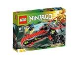 Lego Ninjago 70501 - Samurai-Bike