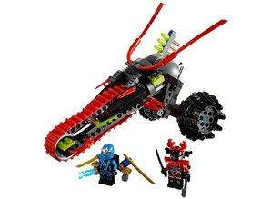 Lego Ninjago 70501 - La Moto Guerrière