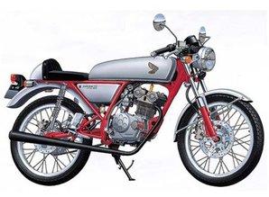 Aoshima Naked Bike: 1/12 Honda Dream50 Custom
