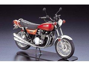 Aoshima Naked Bike: Kawasaki 750ZII Road Star