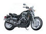 Aoshima Naked Bike: Yamaha V-max version Export