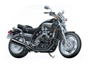 Aoshima Naked Bike: Yamaha V-max Export version