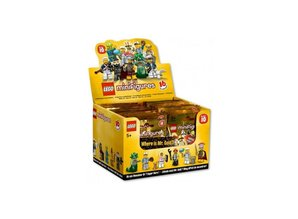Lego 71001 Minifigures - Boîte de 60 Sachets -Série 10