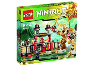 Lego Ninjago 70505 - Temple of Light