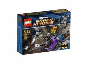 Lego Super Heroes 6858 - La poursuite de Catwoman