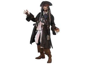 Hot Toys Pirates des Caraïbes : La Fontaine de jouvence1/6 Jack Sparrow