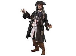 Hot Toys Pirates of the Caribbean 1/6 Jack Sparrow