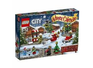 Lego City 60133 - Adventskalender (beschädigter Box)