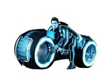 Hot Toys Tron l'héritage Sam Flynn avec Light Cycle