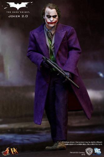 Batman The Dark Knight The Joker