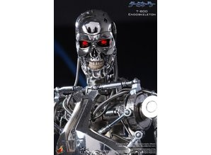 Hot Toys The Terminator T-800 Endoskeleton (Quarter Scale)
