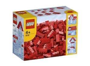 Lego 6119 Roof Tiles (damaged box)