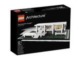 Lego Architecture 21009 Farnsworth House (boîte endommagée)