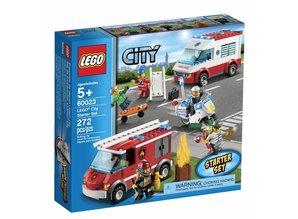Lego City 60023 - Starter Set (beschädigter Box)