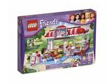Lego Friends 3061- City Park Cafe (damaged box)