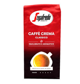 Segafredo Segafredo caffè crema classico 1 kilo ganze Bohne