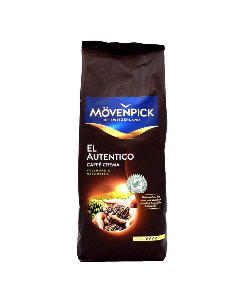 Movenpick Movenpick El Autentico Caffe Crema 1 Kilo
