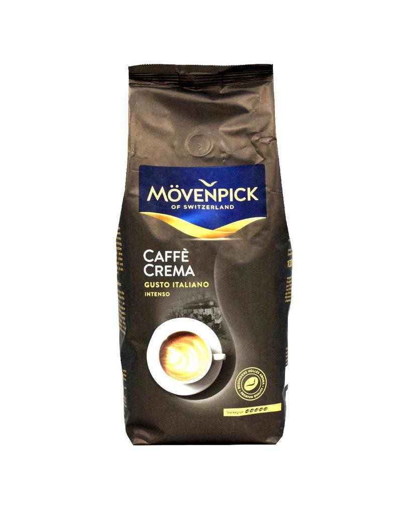 Movenpick Movenpick Caffe Crema Gusto Italiano 1 Kilo