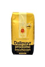 Dallmayr Dallmayr prodomo decafe coffee beans 500gr