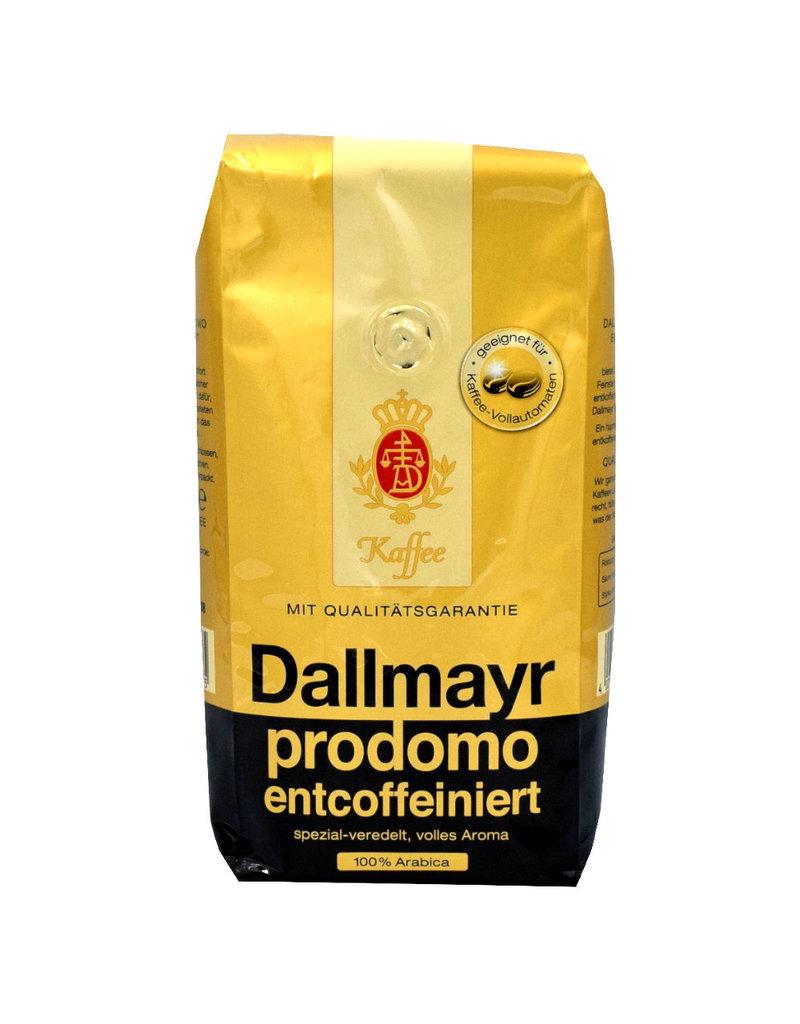 Dallmayr Dallmayr prodomo entcoffeiniert Bohnen 500gr