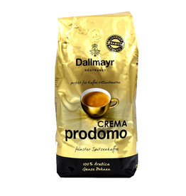 Dallmayr Dallmayr Crema prodomo 1 kilo coffee beans