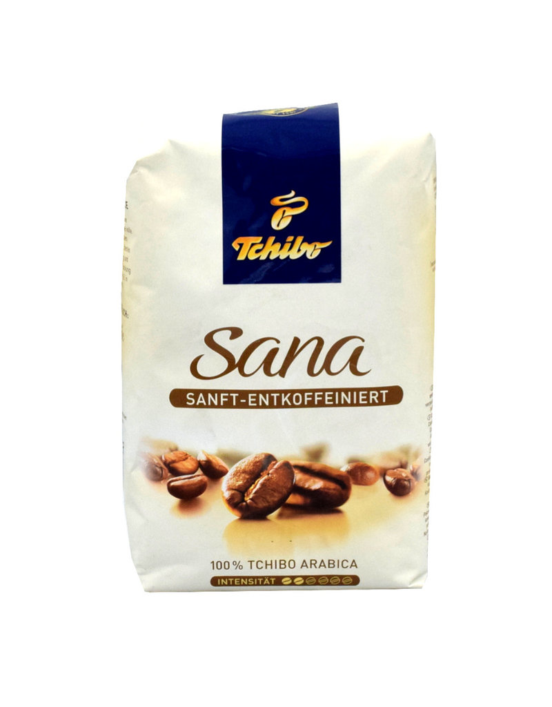 Tchibo Tchibo Sana (decafe koffie) - Koffiebonen 500gr