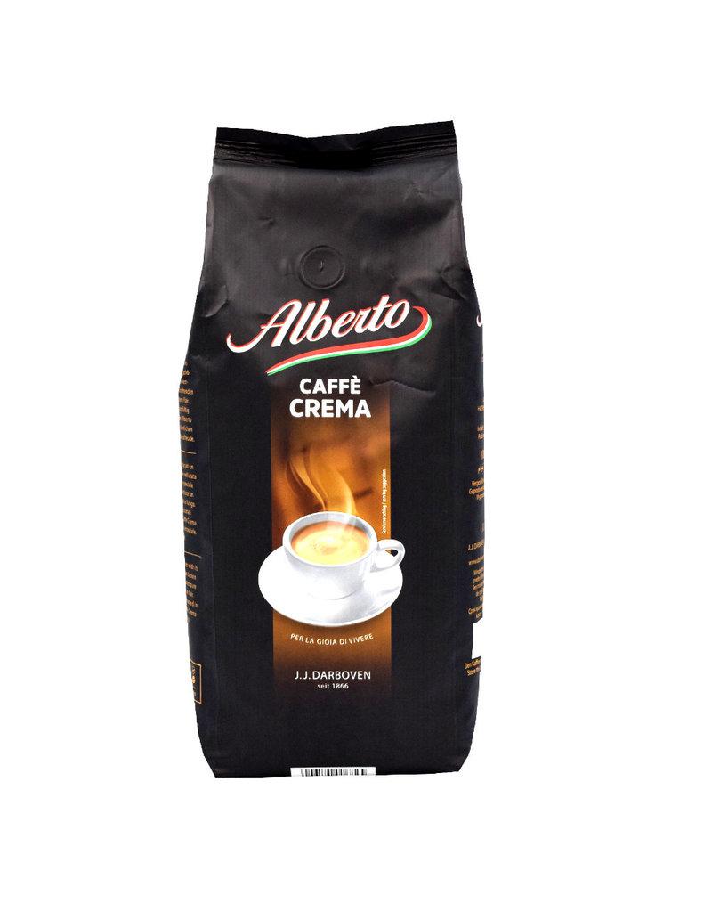 J.J. Darboven Kaffee Alberto Caffe Creme 1 Kilo