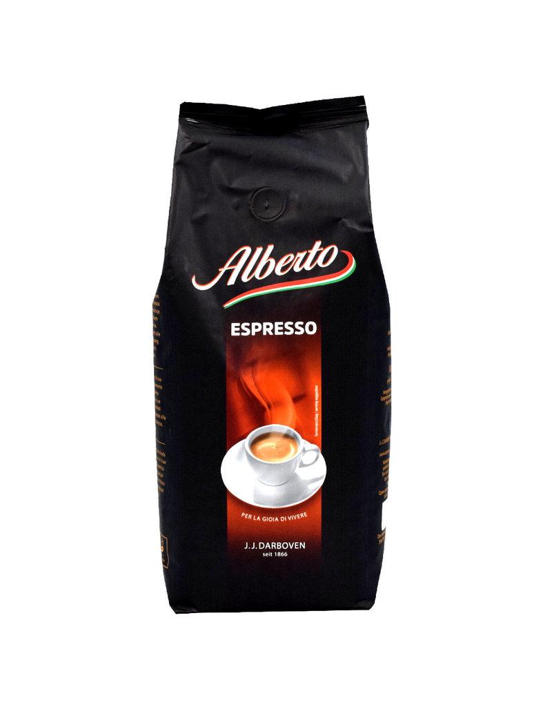 J.J. Darboven Kaffee Alberto Espresso 1 Kilo
