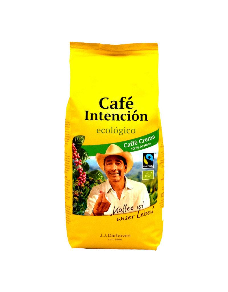 J.J. Darboven Kaffee Darboven Cafe Intencion Ecologico 1 Kilo Caffe Crema