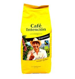 J.J. Darboven Kaffee Darboven Café Intención Ecologico Espresso 1 Kilo