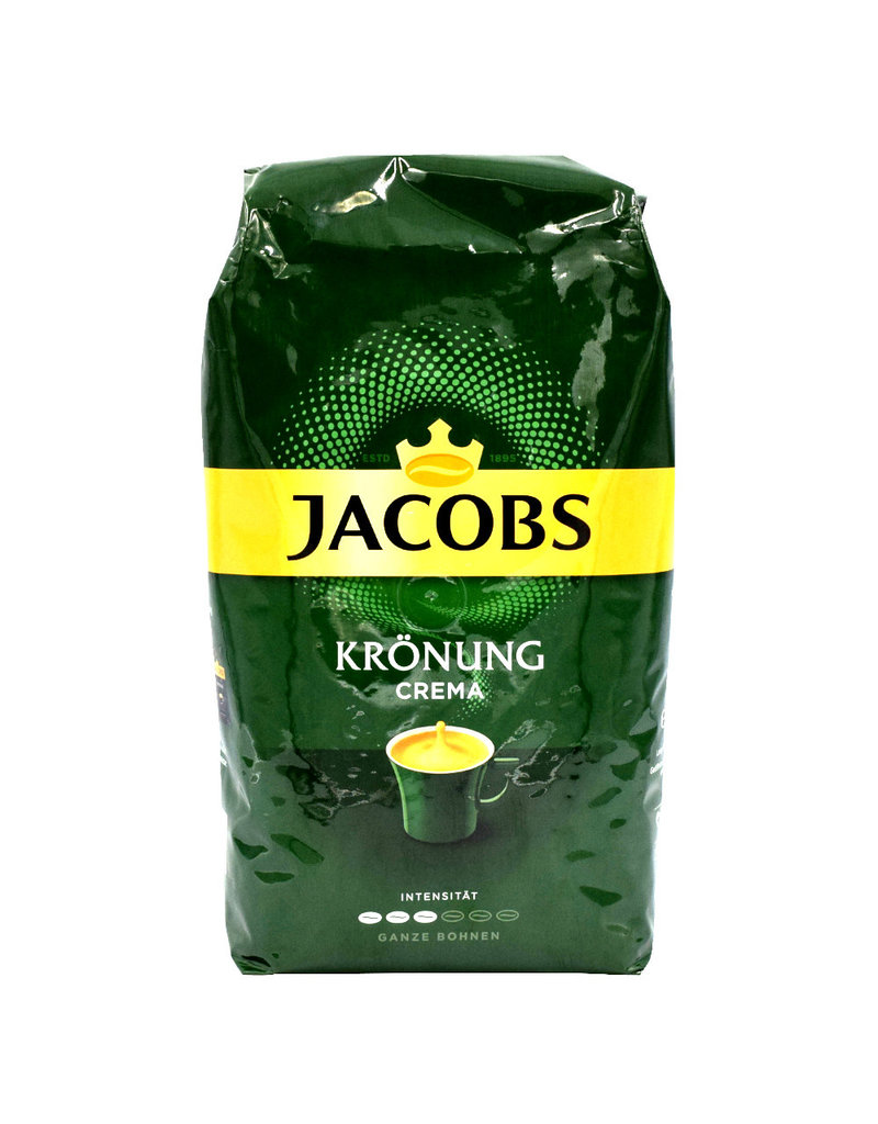 Jacobs Jacobs Krönung crema 1 Kilo koffiebonen