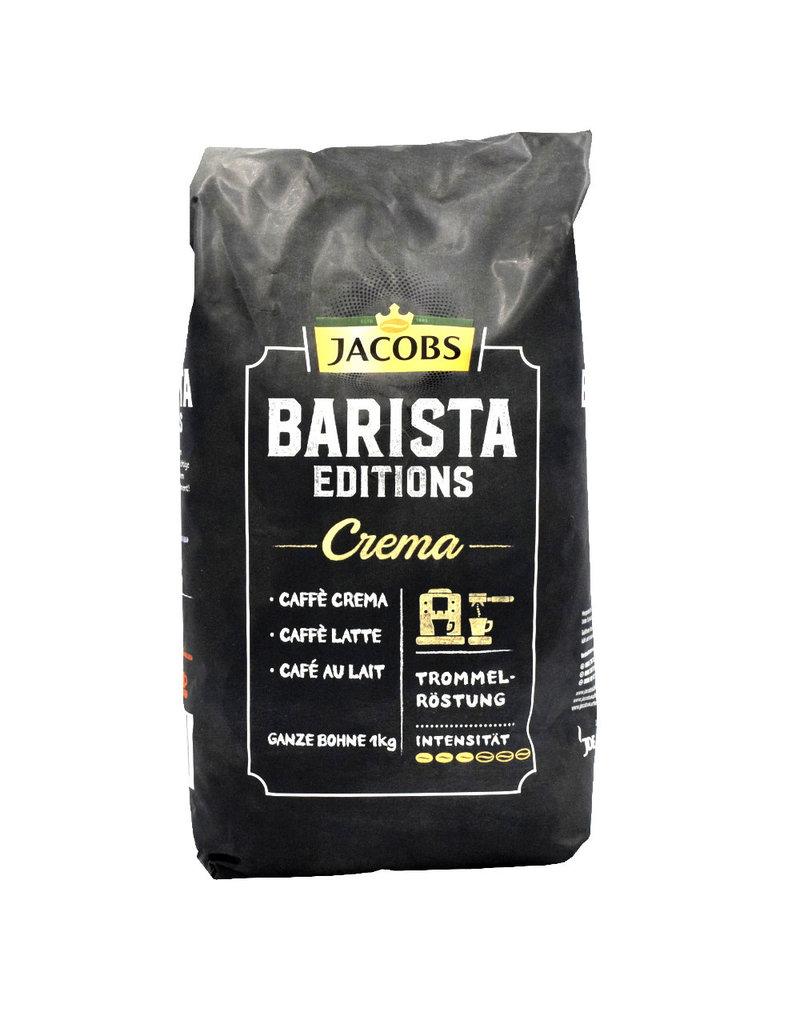 Jacobs Jacobs Barista Editions Crema koffiebonen