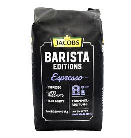 8,99 Jacobs Barista Editions Espresso koffiebonen