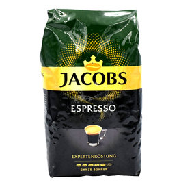 Jacobs Jacobs Expertenröstung Espresso 1 kilo ganze Bohne