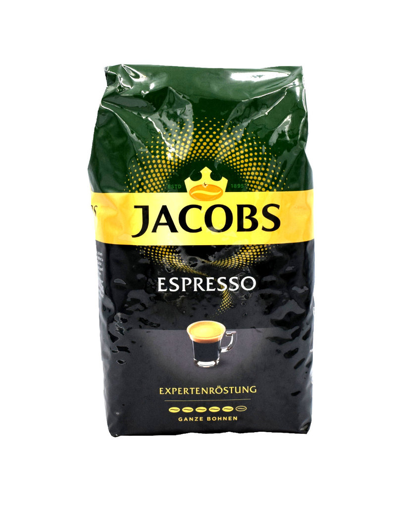 Jacobs Jacobs Expertenröstung Espresso 1 kilo koffiebonen