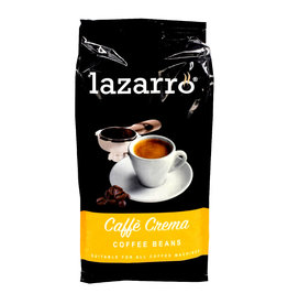 Lazarro Caffè Crema Coffee Beans