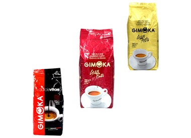 Gimoka Coffee Beans