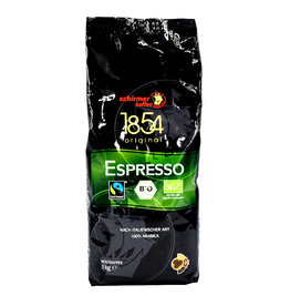 Schirmer Kaffee Schirmer Espresso Fair Trade and Bio 1 Kilo
