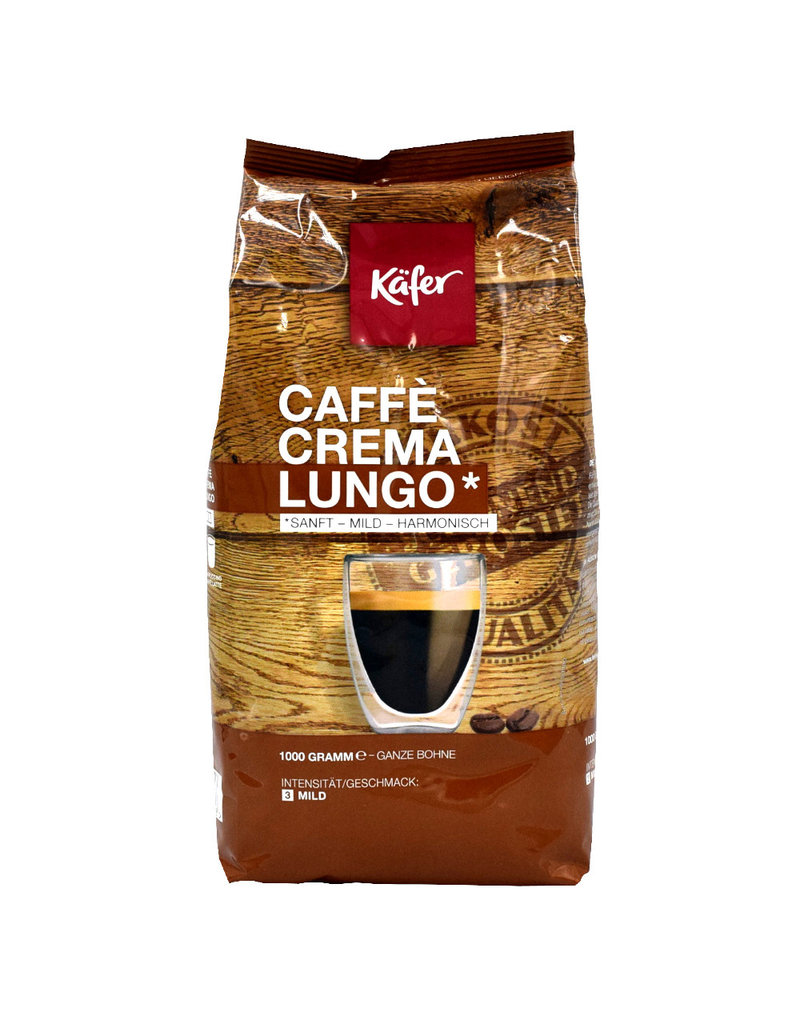 Minges Käfer Caffe Crema Lungo 1 kilo