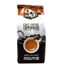Minges Cafe Creme Kaffeehaus Coffee Beans 1 kilo
