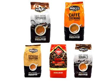 Minges Kaffeebohnen