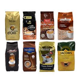 Test Paket Crema Bohnen