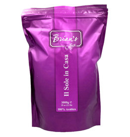 Brian's Coffee Il Sole in Casa 100% arabica Coffee Beans