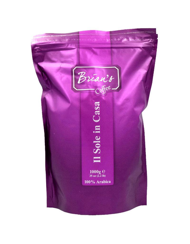 Brian's Coffee Il Sole in Casa 100% arabica koffiebonen