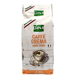 Gina Caffè Crema ganze Bohnen 1 kilo