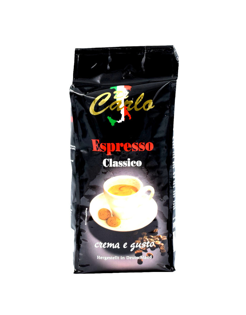 Di Carlo Espresso Classico e Gusto 1 kilo ganze Bohne