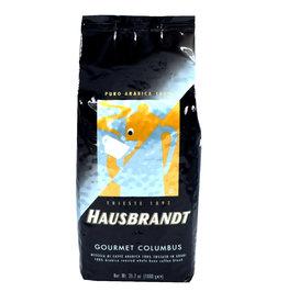 Hausbrandt Hausbrandt Gourmet Columbus - 1 Kilo Coffee Beans